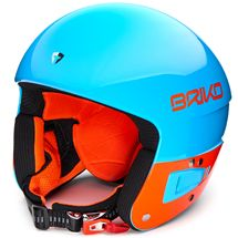LT BLU - FLUO ORANGE