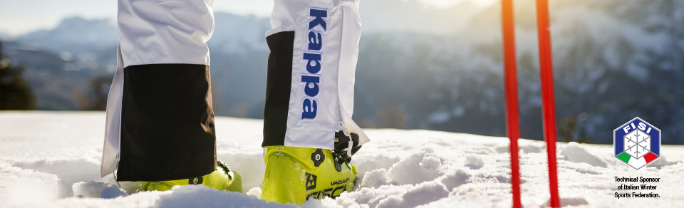 The Ski Apparel Collection is the result of the consolidated experience of  the Kappa Design Research Centre e247b1331cf83